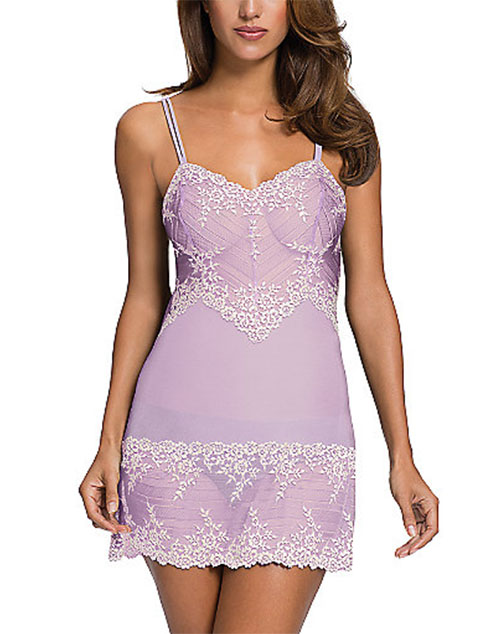 Official Wacoal Embrace Lace Chemise Stye 814191