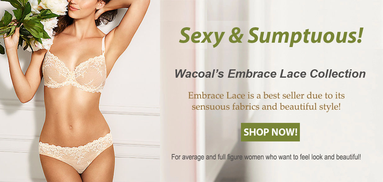 Wacoal Embrace Lace  Collection