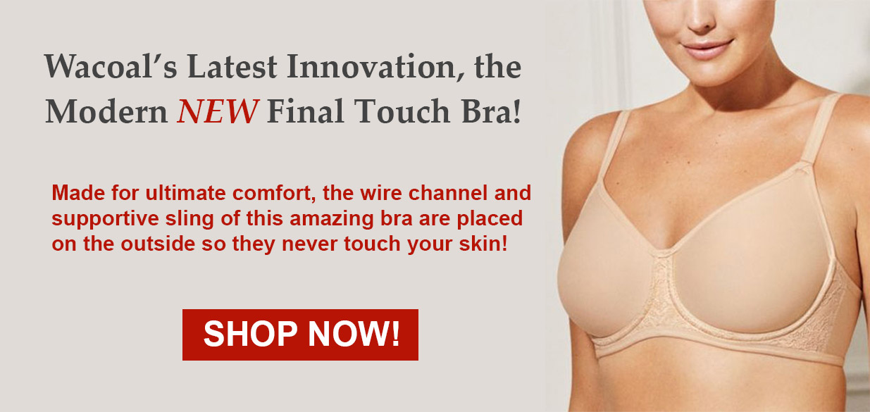 Wacoal Final Touch Bra