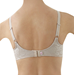 Awareness Full Figure Seamless Soft Cup Bra, Back View