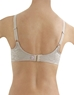 Awareness Full Figure Seamless Soft Cup Bra, back in Ivory