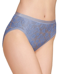 Awareness Hi Cut Brief in Persian Blue