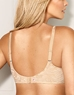 Wacoal Awareness Underwire Bra, back view in Sand