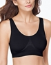 B-Smooth Wire Free Bra in Black