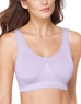 B-Smooth Wire Free Bra in Pastel Lilac