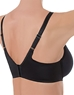 Basic Beauty T-Shirt Spacer Underwire Bra, Back View