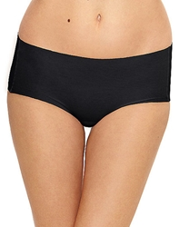 Beyond Naked Cotton Blend Hipster in Black