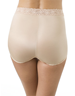 Bodysuede Lace Waist Brief, Back View