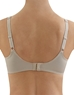 Bodysuede Ultra Full Figure Seamless Underwire Bra, Back View