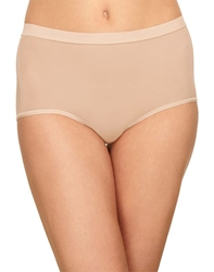 Flawless Comfort Brief Panty in Sand