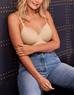 Flawless Comfort T-Shirt Bra in Sand