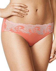Wacoal Lace Affair Bikini Panty in Desert Flower/Wind Chime