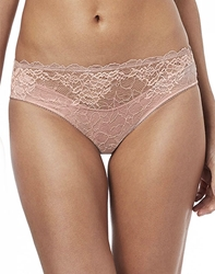 Lace Perfection Bikini in Rose Mist