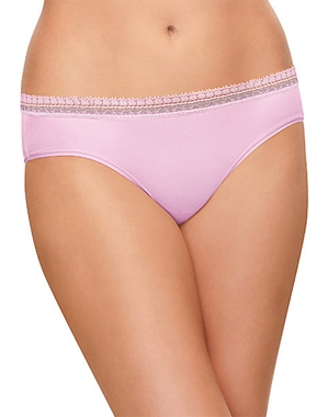 Perfect Primer Bikini Panty in Pink Lady