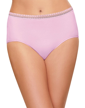 Perfect Primer Brief Panty in Pink Lady