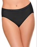Perfect Primer Hi-Cut Brief Panty in Black