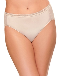 Perfect Primer Hi-Cut Brief Panty in Sand