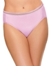 Perfect Primer Hi-Cut Brief Panty in Pink Lady