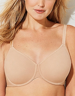 Precise Finish Minimizer Bra in Sand