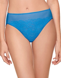 Stark Beauty Hi-Cut Brief in Campanula