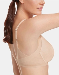 Ultimate Side Smoother T-Shirt Bra in Sand