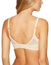 Ultimate Side Smoother Wire Free T-Shirt Bra in Sand, Back View