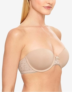 b.tempt'd Modern Method Strapless, Convertible Bra in Au Natural