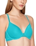 B.Tempt'd Spectator T-Shirt Underwire Bra in Peacock Blue