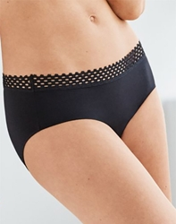 b.temptd Tied in Dots Bikini Panty in Night