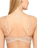 b.tempt'd Wink Worthy Bralette, Back View in Au Natural (N/A)