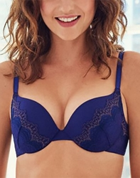 b.temptd Wink Worthy Push-Up Bra in Astral Aura