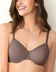 Wacoal Classic Reinvention Underwire Bra in Deep Taupe