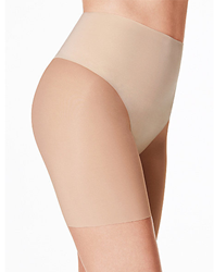 Smooth Complexion Long Leg Firm Shaper in Natural Nude
