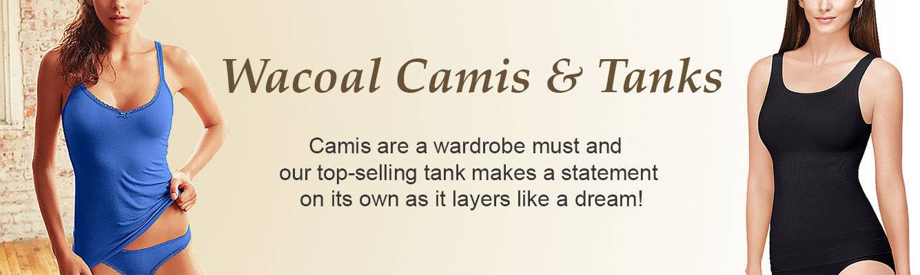Camis and Tanks by Wacoal