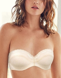 b.temptd by Wacoal b.enticing Strapless Bra in Dew