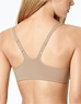 Body by Wacoal Racerback Front Close Underwire Bra, Back View
