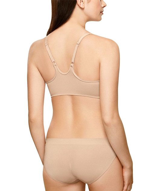 bbb9795430 ... Body by Wacoal Racerback Front Close Underwire Bra