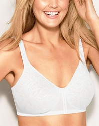 Wacoal Awareness Wire Free T-Shirt Bra in White