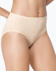 B-Fitting Hi-Cut Brief in Sand