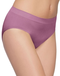 B-Smooth Seamless Brief in Bordeaux