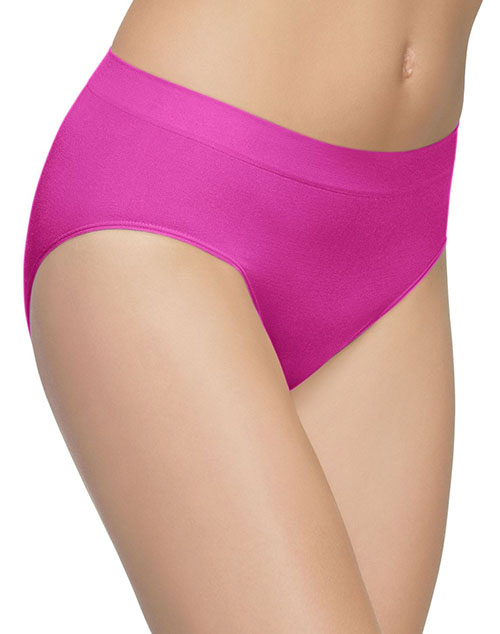 B-Smooth Seamless Brief in Rose Violet