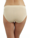 B-Smooth Seamless Brief, back view in Ivory