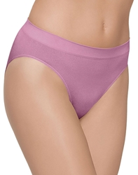 B-Smooth Seamless Hi-Cut Brief in Bordeaux