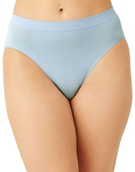 B-Smooth Seamless Hi-Cut Brief in Cashmere Blue