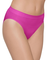 B-Smooth Seamless Hi-Cut Brief in Rose Violet