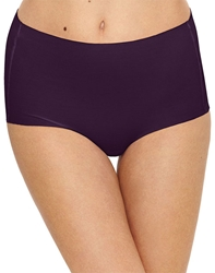 Beyond Naked Cotton Blend Brief in Pickled Beet