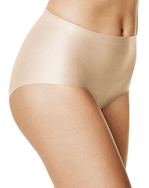 Body Base Brief Panty in Sand