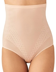 Wacoal Elevated Allure Shapewear Hi-Waist Shape-Brief in Sand