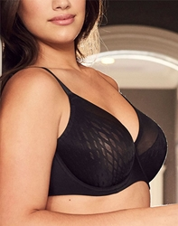 Wacoal Elevated Allure Underwire Bra in Black