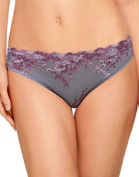 Embrace Lace Bikini in Lilac Gray/Multi